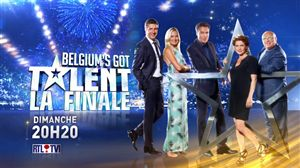 La grande finale de Belgium's Got Talent 2013