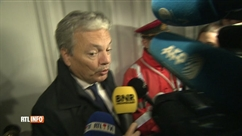 "Reynders: ""On attend la confirmation que l'on peut avancer au niveau européen"""