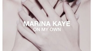 Marina Kaye - On My Own - Le disque de Serge Jonckers