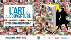 Expo « L'Art de la Couverture »