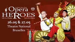 Opera Heroes : l'incroyable Acrobatic Dance Show
