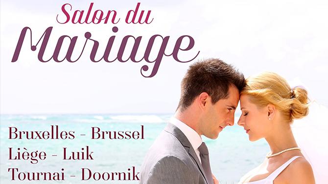 Salon du mariage de bruxelles avec bel rtl - Salon du mariage de bruxelles ...