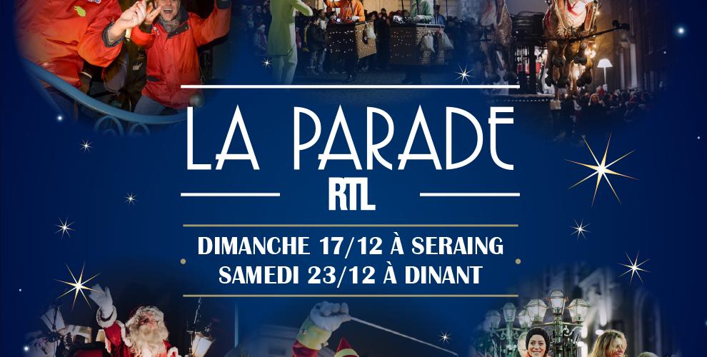 parade de noel bruxelles 2018 rtl La Parade RTL parade de noel bruxelles 2018 rtl