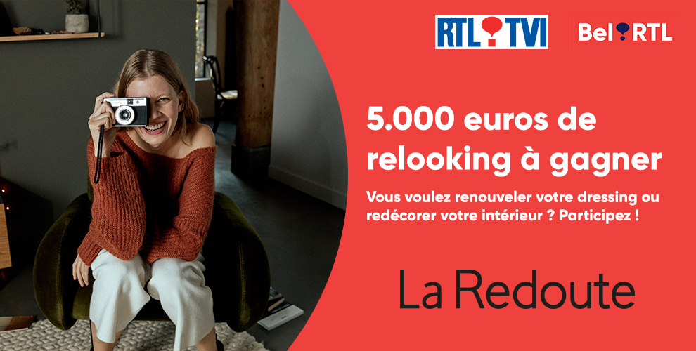2f0110df38 Envie de gagner 5.000 € de relooking avec La Redoute
