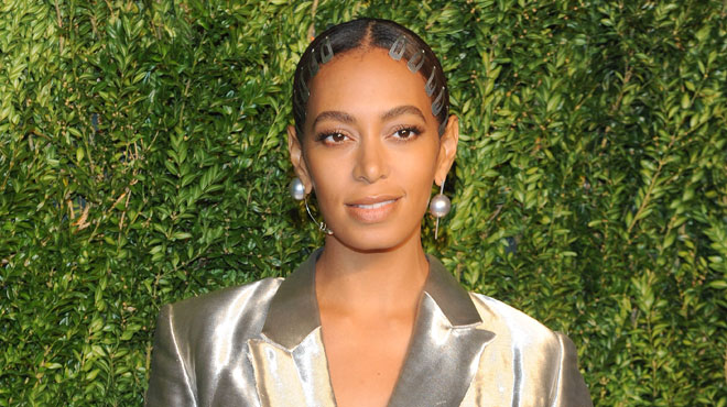 solange knowles la soeur de beyonc dit souffrir d 39 un dysfonctionnement du syst me nerveux. Black Bedroom Furniture Sets. Home Design Ideas