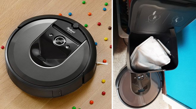 Mathieu tests: This robot vacuum cleaner finally becomes