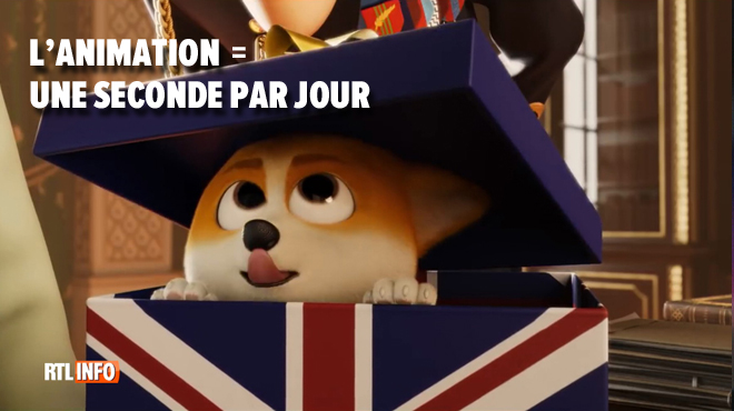 Comment Realise T On Un Dessin Anime En 3d Royal Corgi Le