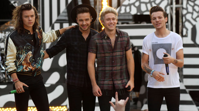 Rencontrer les one direction 2017