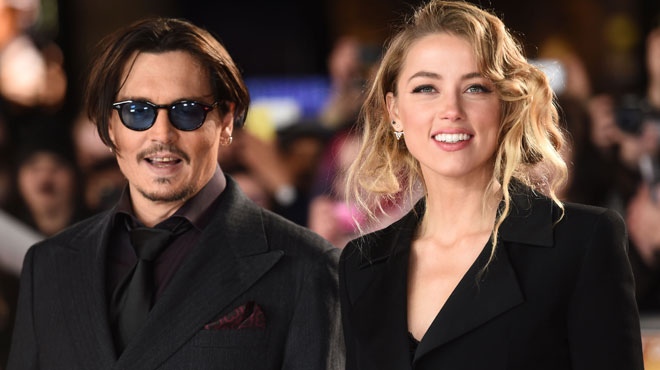 Image result for johnny depp and amber heard controversy