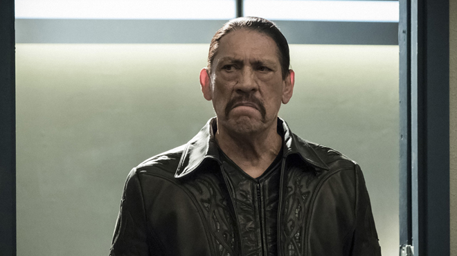 4df8aba75c4fe In his previous life, Danny Trejo made a box of drugs, sold drugs and  jailed for his pussy, scars, and tattoos made his celebrity in Hollywood,  ...