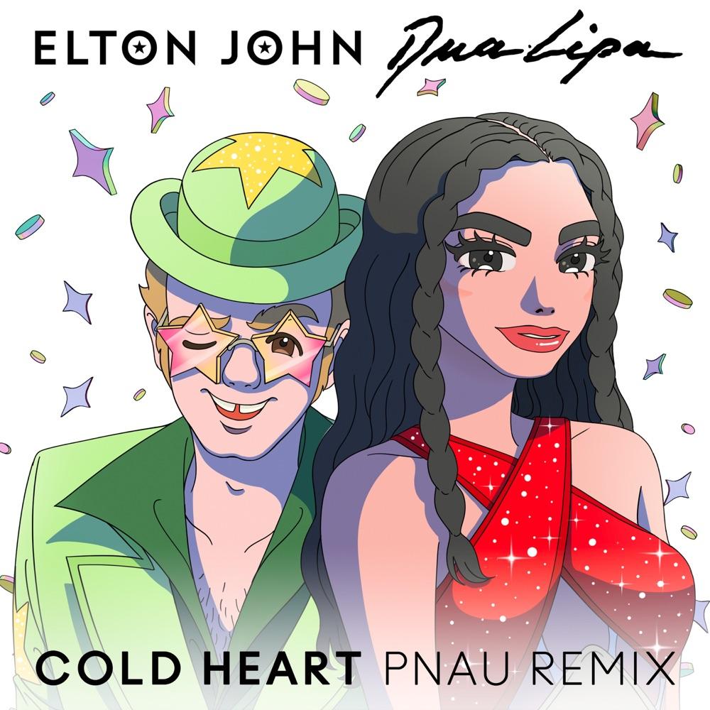 Cold heart (PNAU remix)