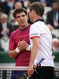 "Roland Garros - ""Gigounon a beaucoup de talent"", selon Gasquet"