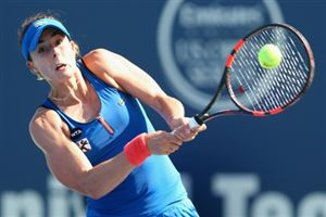 Tennis: Cornet stopp�e par Radwanska �  New Haven