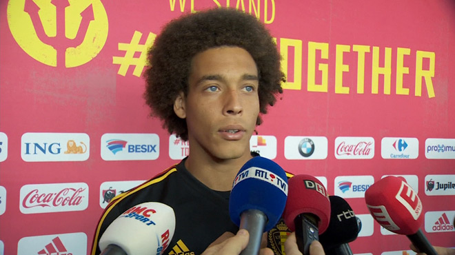 Maillot THIRD Borussia Dortmund Axel Witsel