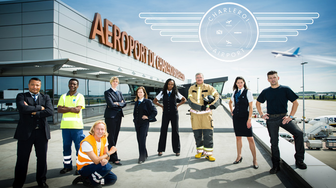 Charleroi Airport