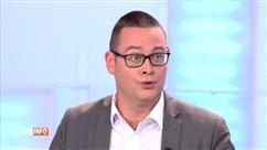"""Raoul Hedebouw annonce être prêt à gouverner, mais selon ses conditions: """"Il faut trouver d'autres partis prêts à casser la logique d'austérité"""""""