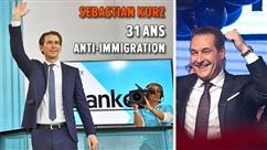 Le futur plus jeune dirigeant d'Europe en passe de ramener l'extrême-droite au pouvoir en Autriche