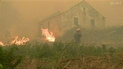 Dramatiques feux de forêts au Portugal et en Espagne: 6 personnes décédées et de nombreux blessés