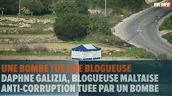 Une blogueuse maltaise tuée par une bombe placée sous sa voiture