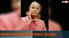 Décès de l'actrice Danielle Darrieux à l'âge de 100 ans