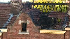 Deux enfants perdent la vie dans un violent incendie à Liège