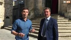 Michael Miraglia remporte une maison en Sicile en jouant à pile ou face avec le maire d'un village