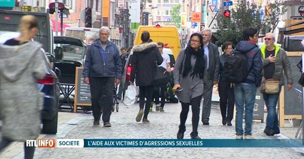 Les victimes d 39 agressions sexuelles h sitent elles - Porter plainte pour diffamation belgique ...