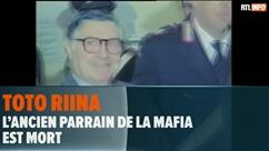 Toto Riina, un ancien parrain redouté de la mafia sicilienne, est mort