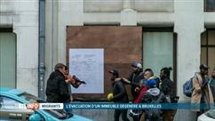 La Voix des Sans-Papiers violemment prise à partie par la police
