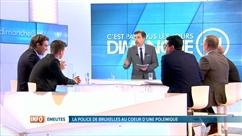 Les émeutes à Bruxelles au coeur des débats dans C'est pas tous les jours dimanche