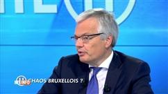 "Reynders veut une vraie ""tolérance zéro"""