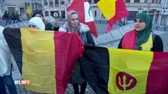 Emeutes à Bruxelles: des rassemblements étaient organisés ce dimanche