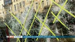 Le débrief RTLInfo revient sur les conséquences des émeutes pour les commerçants