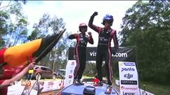Thierry Neuville est vice-champion du monde de rallye pour la troisième fois