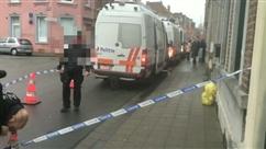 Reconstitution du meurtre de Louise ce matin à Liège