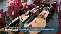 La Belgique, bientôt un paradis de la voiture électrique