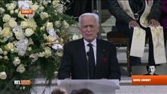"""Philippe Labro: """"La gloire et la grâce, tel pourrait être le titre du roman de sa vie"""""""
