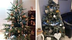 J-15 avant Noël! Et vous, comment décorez-vous votre sapin cette année?