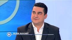 """Alain Raviart a connu Léon Smet, le père de Johnny Hallyday: """"Il prenait le tram avec nous, complètement pochtronné"""""""