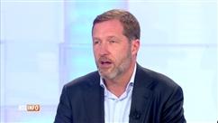 """Si le PS ne fait pas mieux que le score du sondage, Magnette estime que le parti socialiste est """"hors jeu"""""""