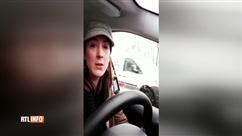 """""""L'enfer sur les routes!"""": bloquée dans les embouteillages, notre journaliste témoigne en direct"""