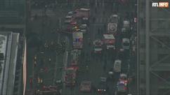Explosion à New York près de Times Square