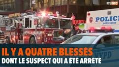 Tentative d'attentat à Manhattan: quatre blessés