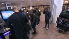 Aéroport de Bruxelles: de nombreux vols encore annulés ou retardé ce matin