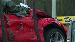 Une voiture percute l'arrière d'un camion sur le Ring de Bruxelles: le passager tué