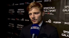 "David Goffin: ""J'avais envie de briller"""