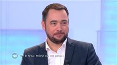Maxime Prévot veut-il prendre la place de Benoit Lutgen à la tête du cdH? Il répond
