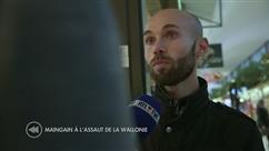 """Les Wallons voteraient-ils pour Olivier Maingain? """"Je connais cet homme mais pas son parti"""""""