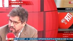 """L'avocat du prince Laurent estime que son client n'a pas commis de faute: """"Dire qu'il y avait une implication politique à sa présence, ça n'a aucun sens"""""""