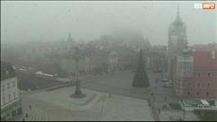 D'énormes nuages de pollution recouvrent plusieurs villes de Pologne